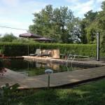 Bed & Breakfast Le Chabrol Vakantiehuis met zwembad